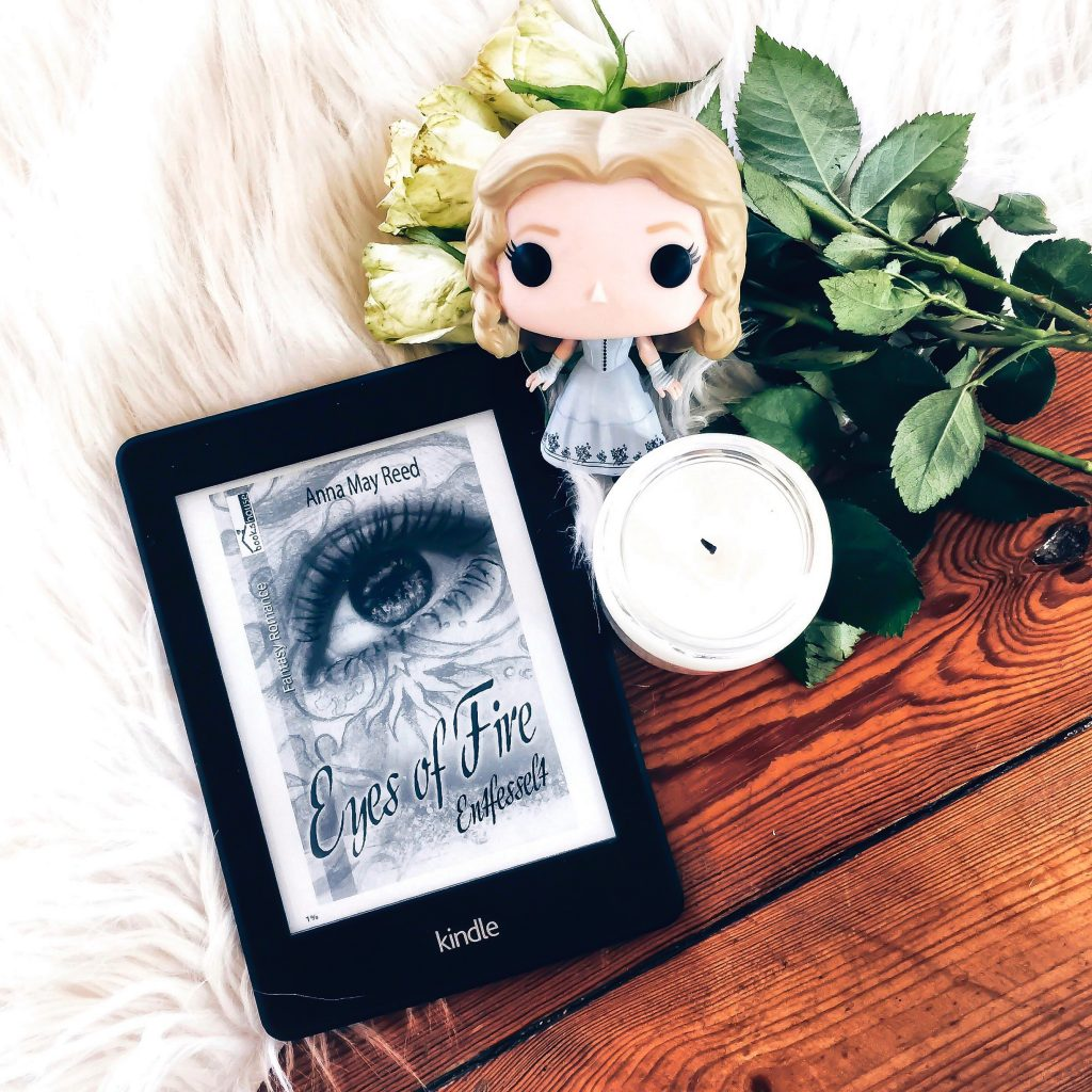 Rezension: Anna May Reed – 'Entfesselt – Eyes of Fire'