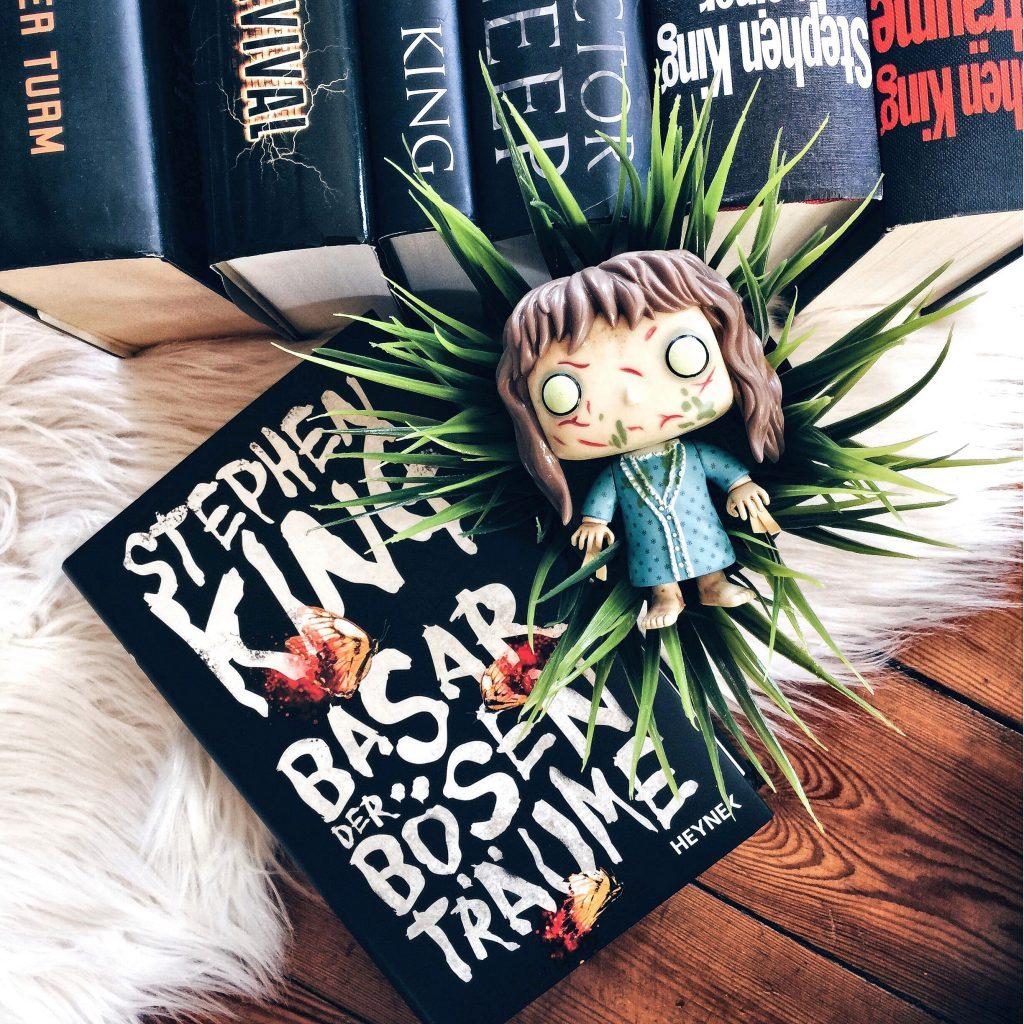 Rezension: Stephen King – 'Basar der bösen Träume'