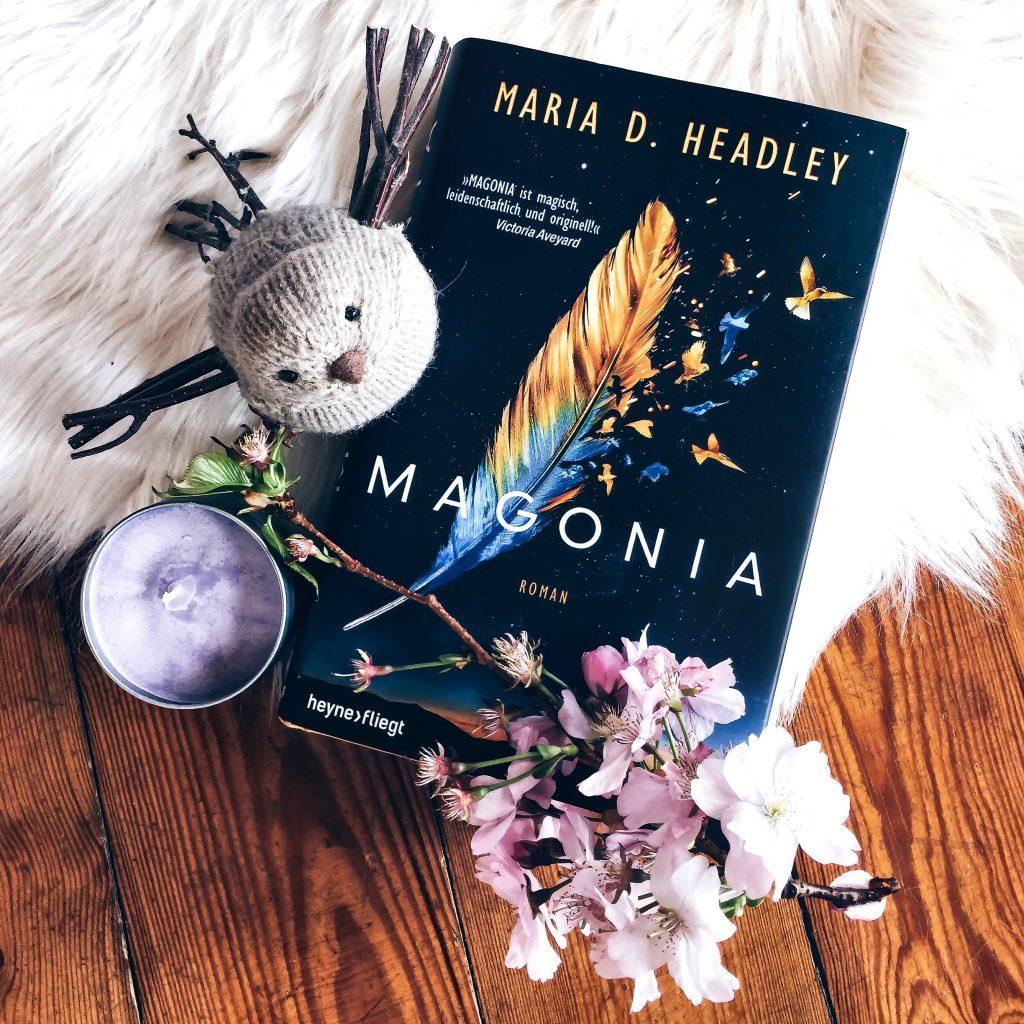 """Rezension Maria D. Headley – """"Magonia"""""""