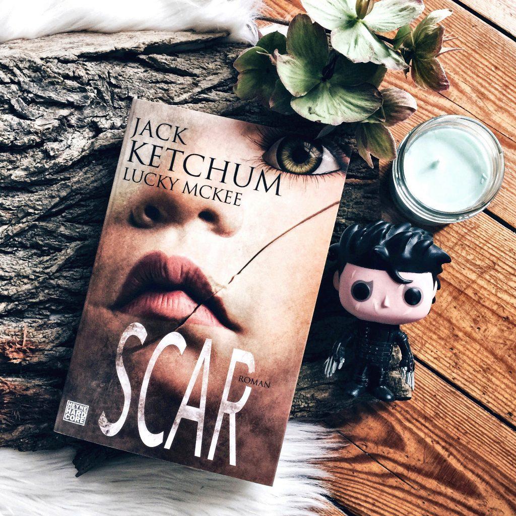 "Rezension Jack Ketchum – ""Scar"""