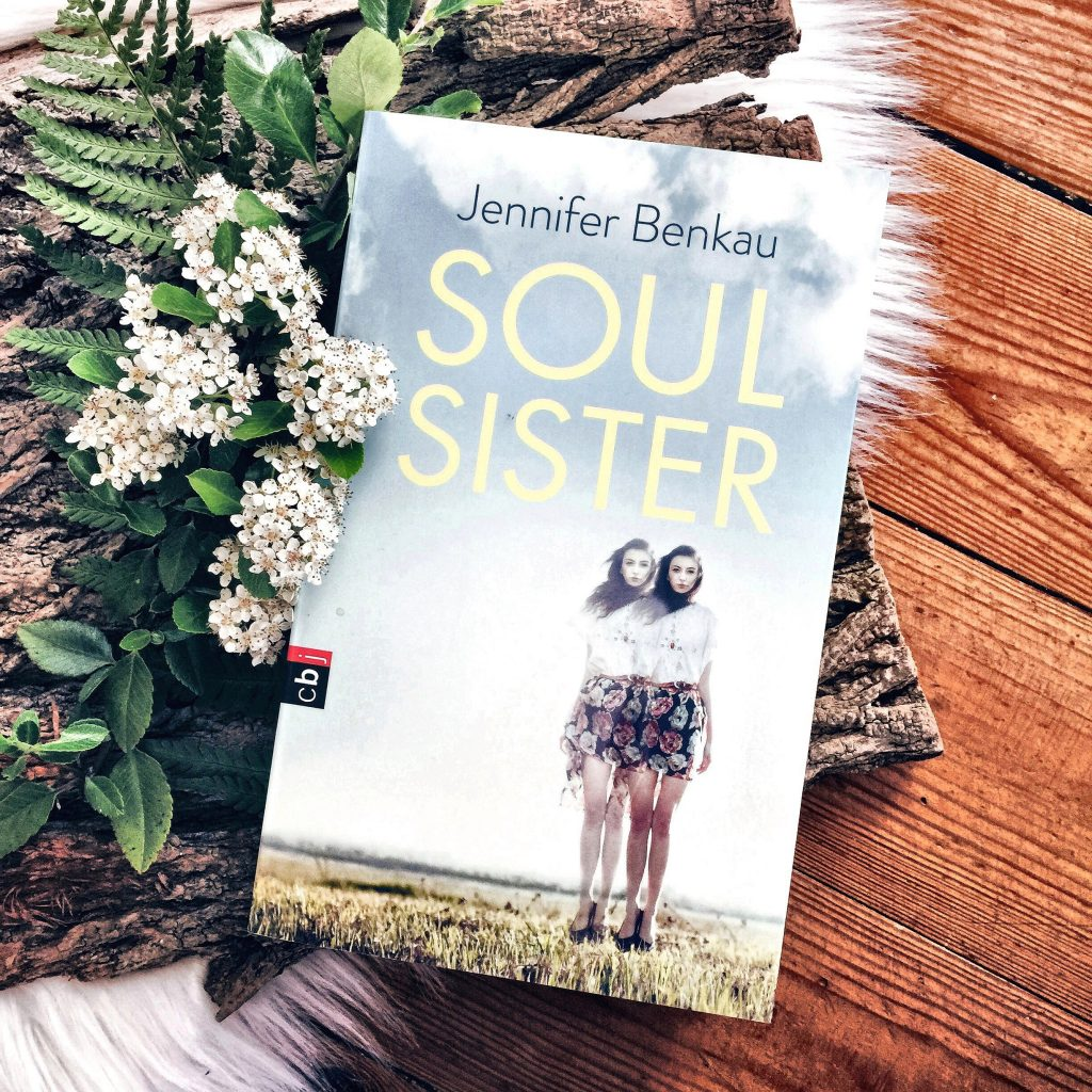 "Rezension Jennifer Benkau – ""Soulsister"""