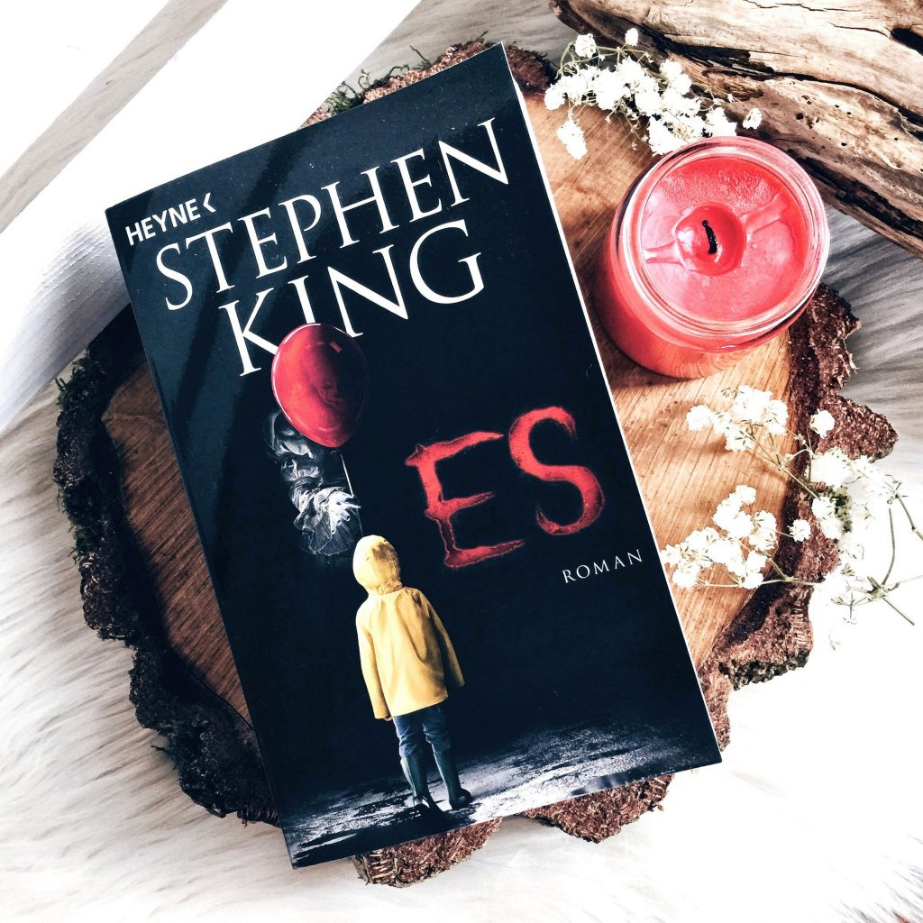 "Rezension Stephen King – ""Es"""