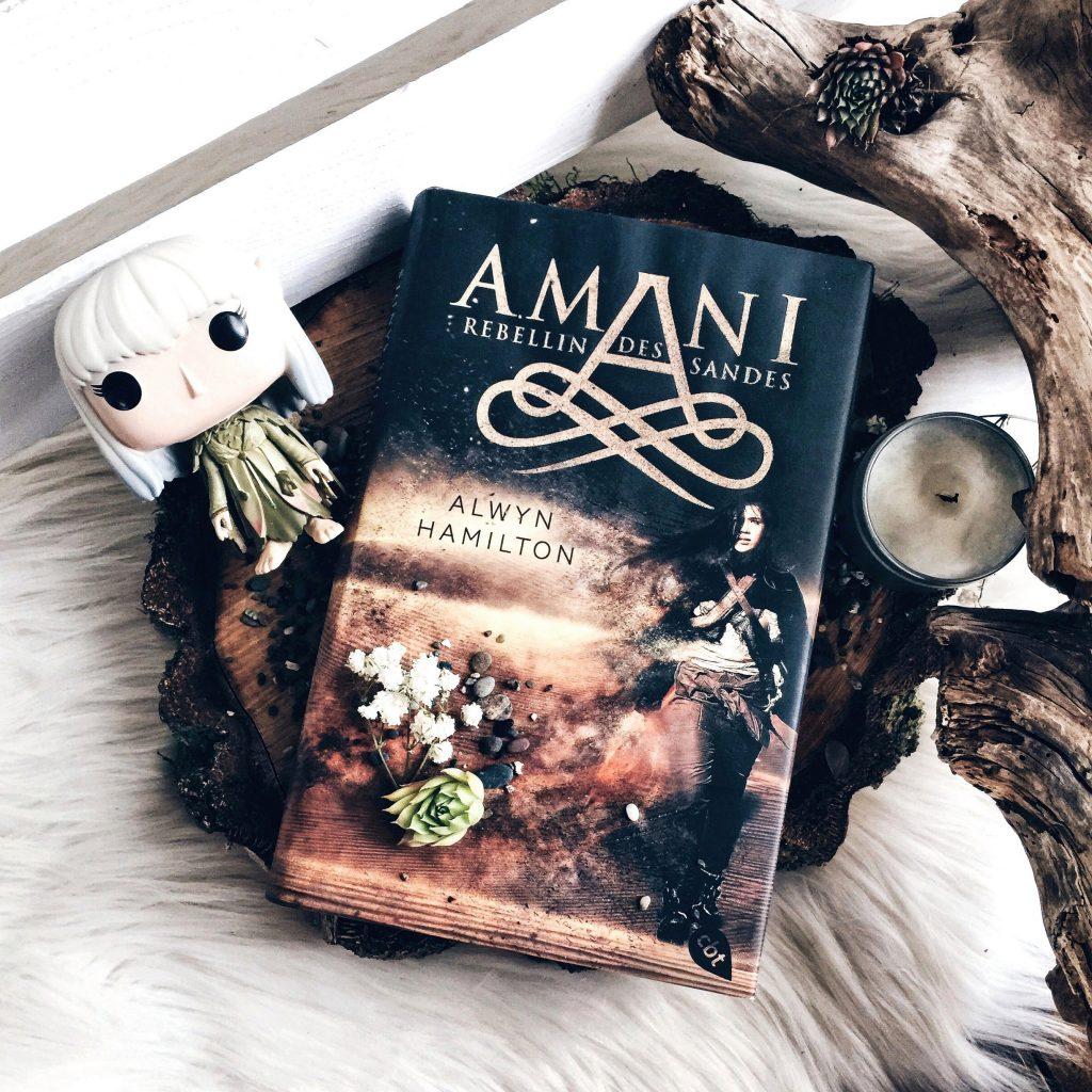 Rezension AMANI – Rebellin des Sandes (Die AMANI-Reihe, Band 1)