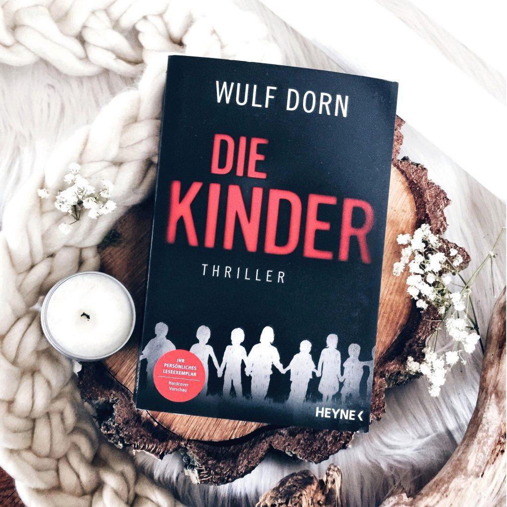 "Rezension Wulf Dorn – ""Die Kinder"""