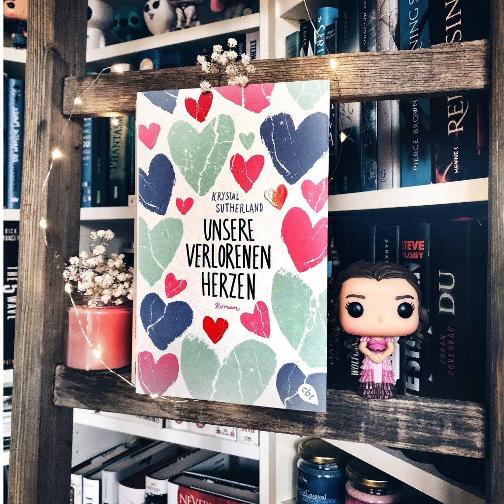 Rezension Krystal Sutherland – Unsere verlorenen Herzen