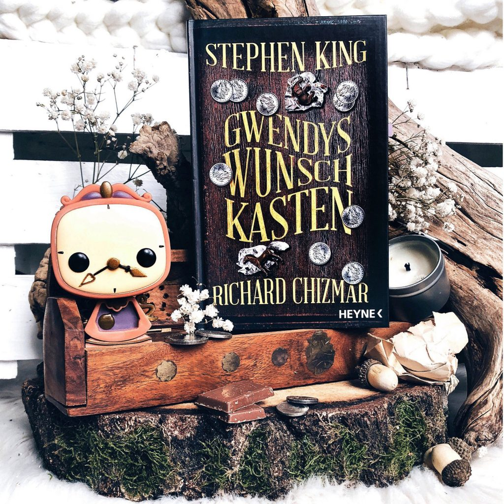 Rezension Stephen King & Richard Chizmar – Gwendys Wunschkasten