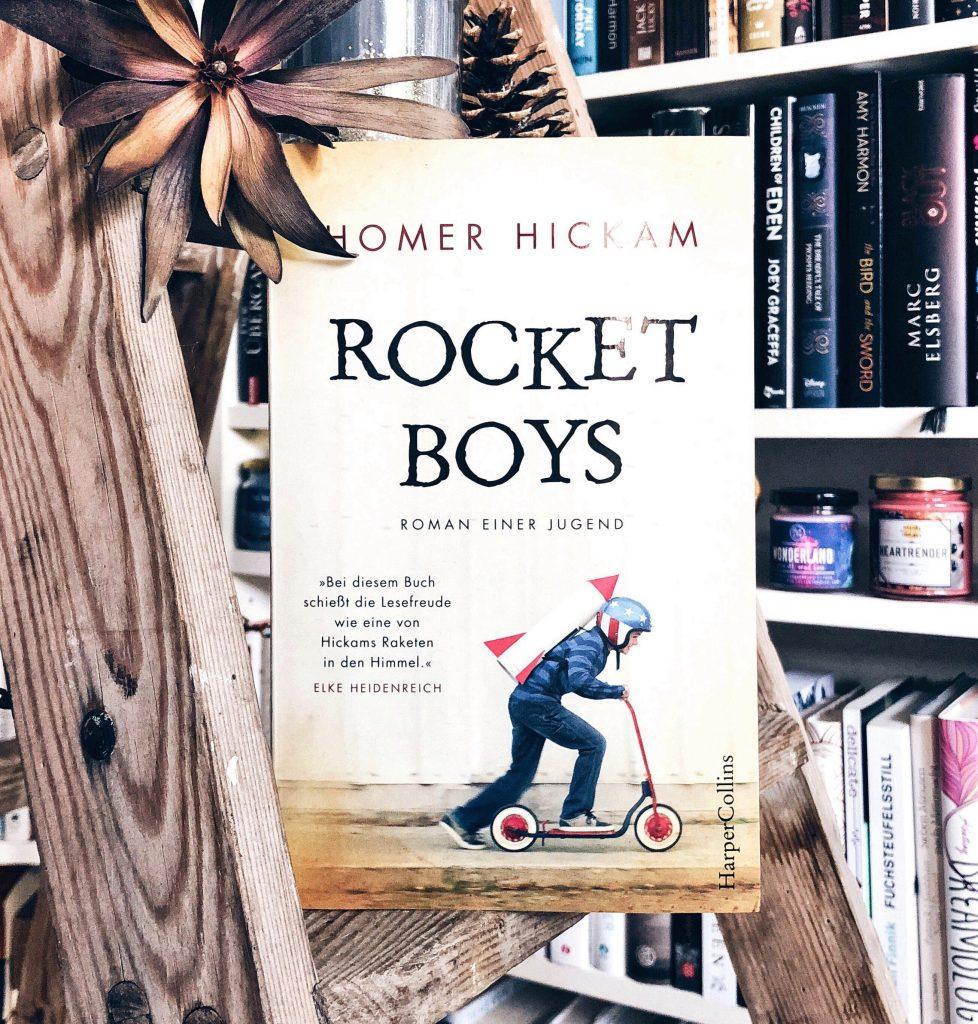Rezension Homer Hickam – Rocket Boys