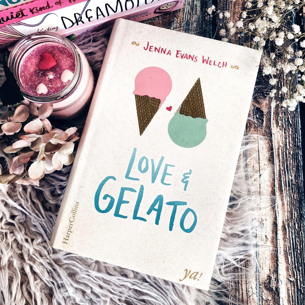 Rezension  Jenna Evans Welch – Love & Gelato