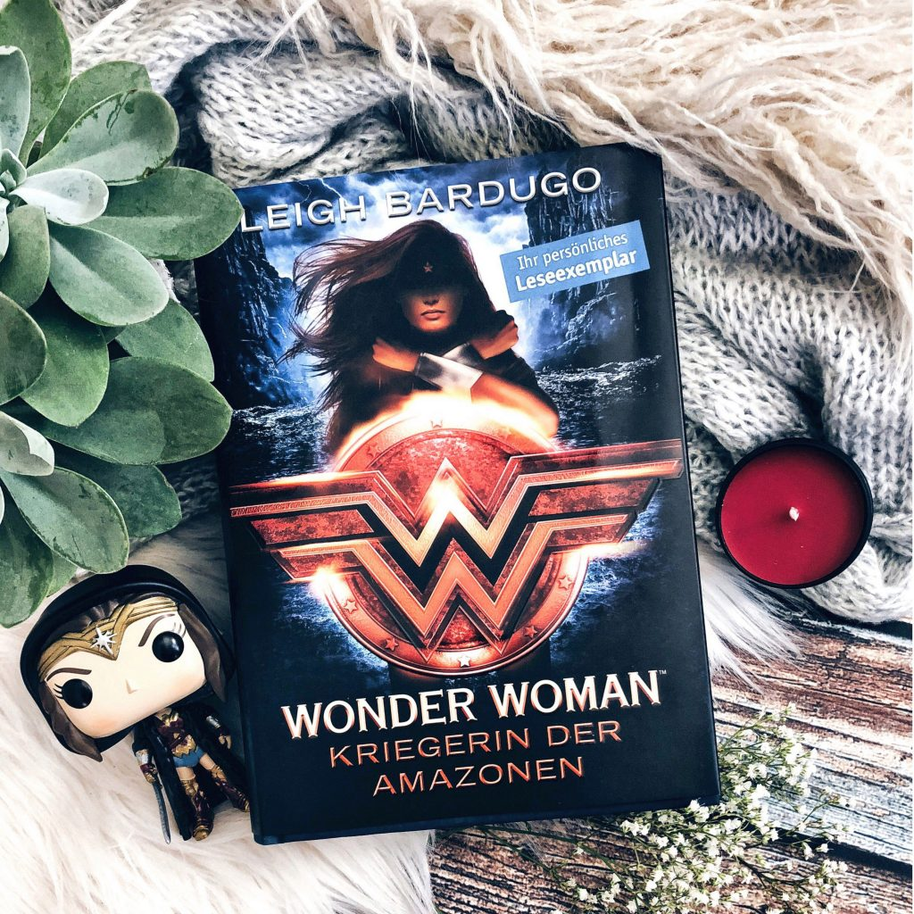 Rezension Wonder Woman: Kriegern der Amazonen – Leigh Bardugo