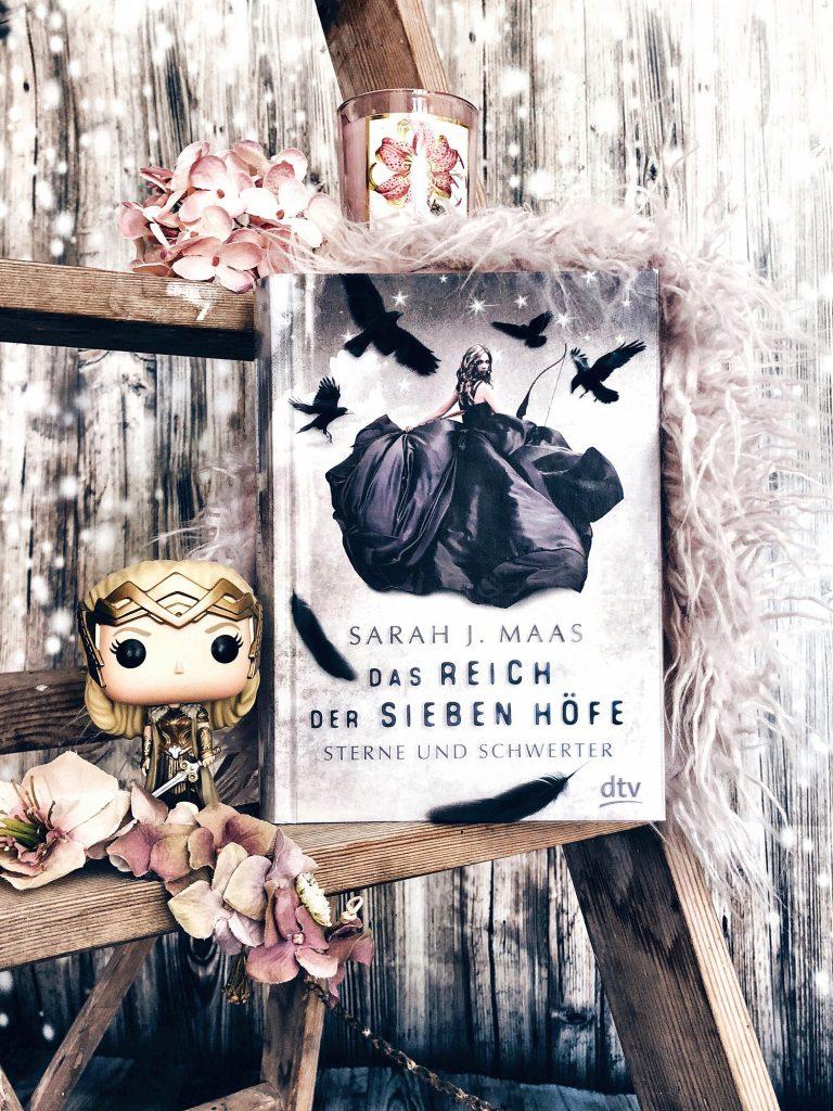 Rezension Sarah J. Maas – Das Reich der sieben Höfe: Sterne und Schwerter