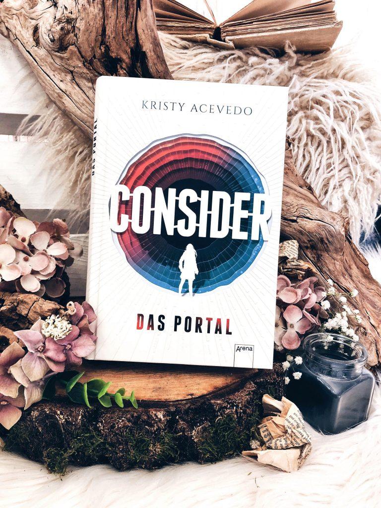Rezension Kristy Acevedo – Consider: Das Portal
