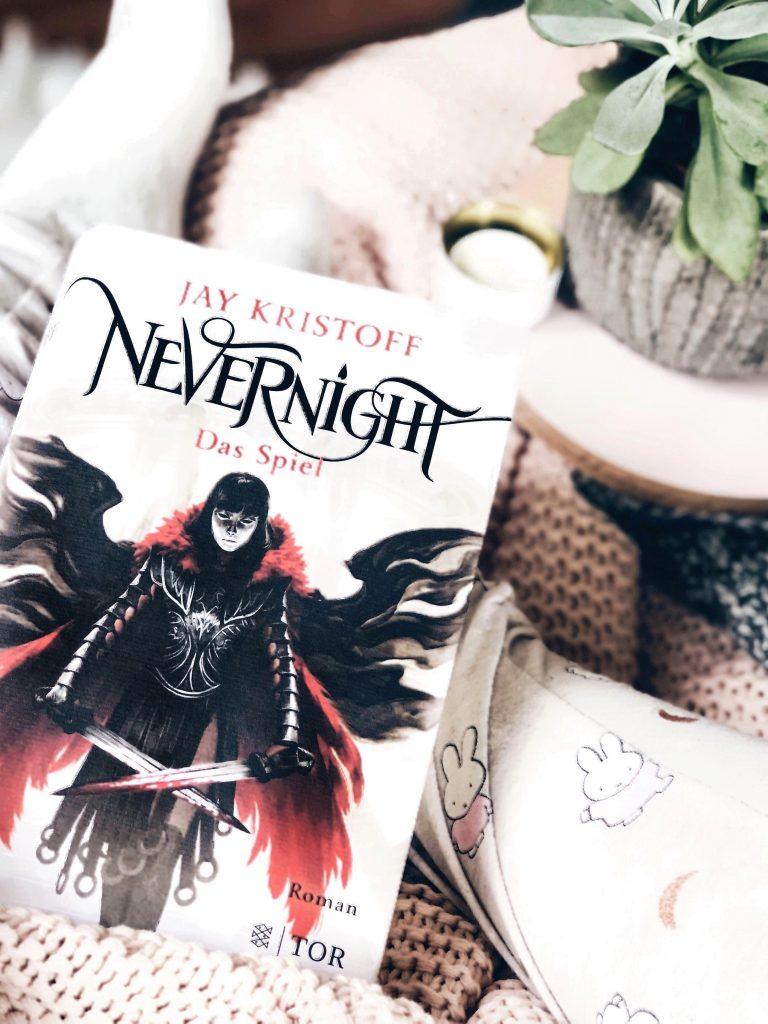 Rezension Jay Kristoff – Nevernight: Das Spiel