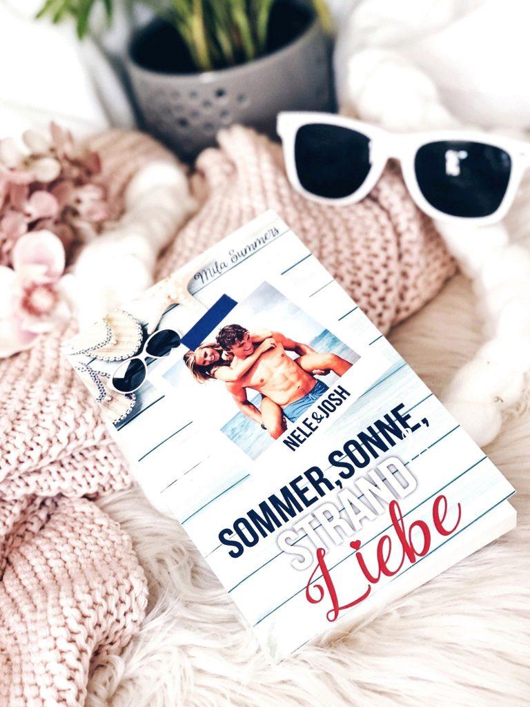Rezension Mila Summers – Sommer, Sonne, Strand und Liebe: Nele & Josh