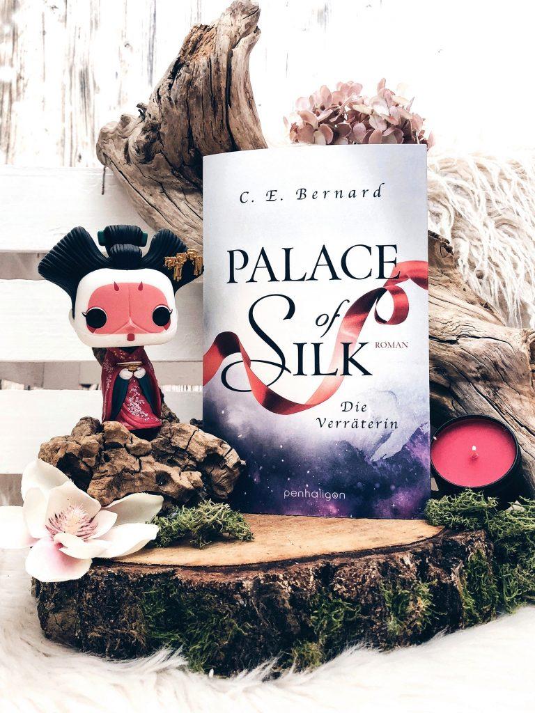 Rezension C. E. Bernhard – Palace of Silk: Die Verräterin