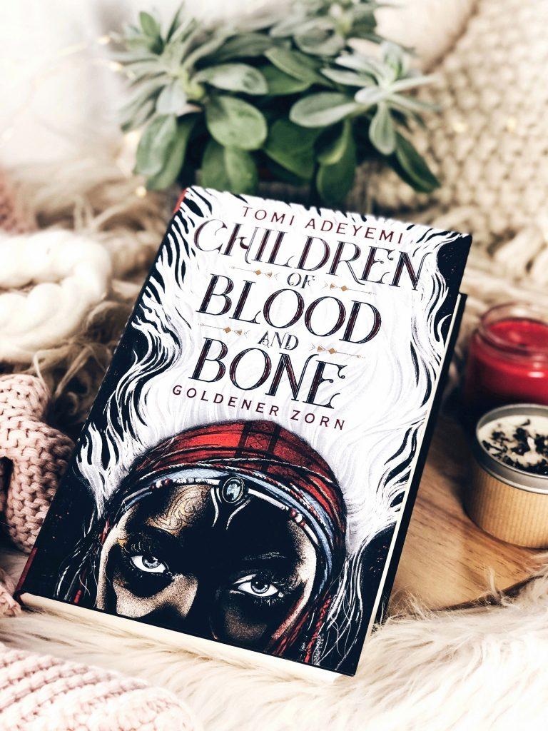 Rezension Tomi Adeyemi – Children of Blood and Bone: Goldener Zorn