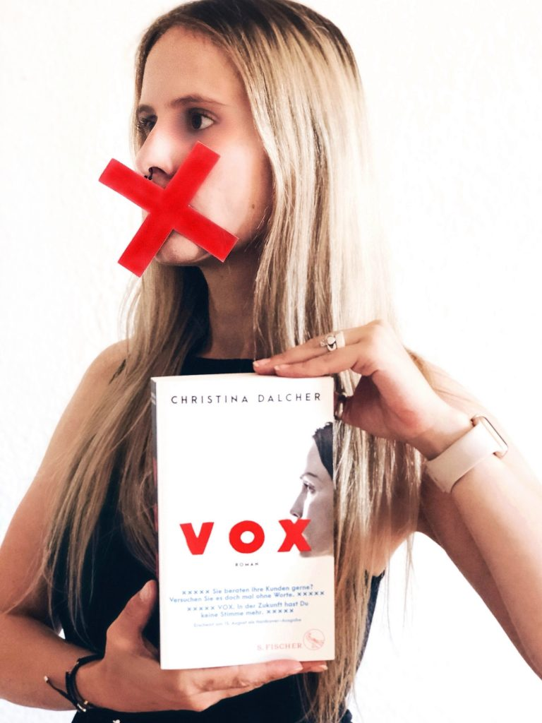 Rezension  Christina Dalcher – VOX
