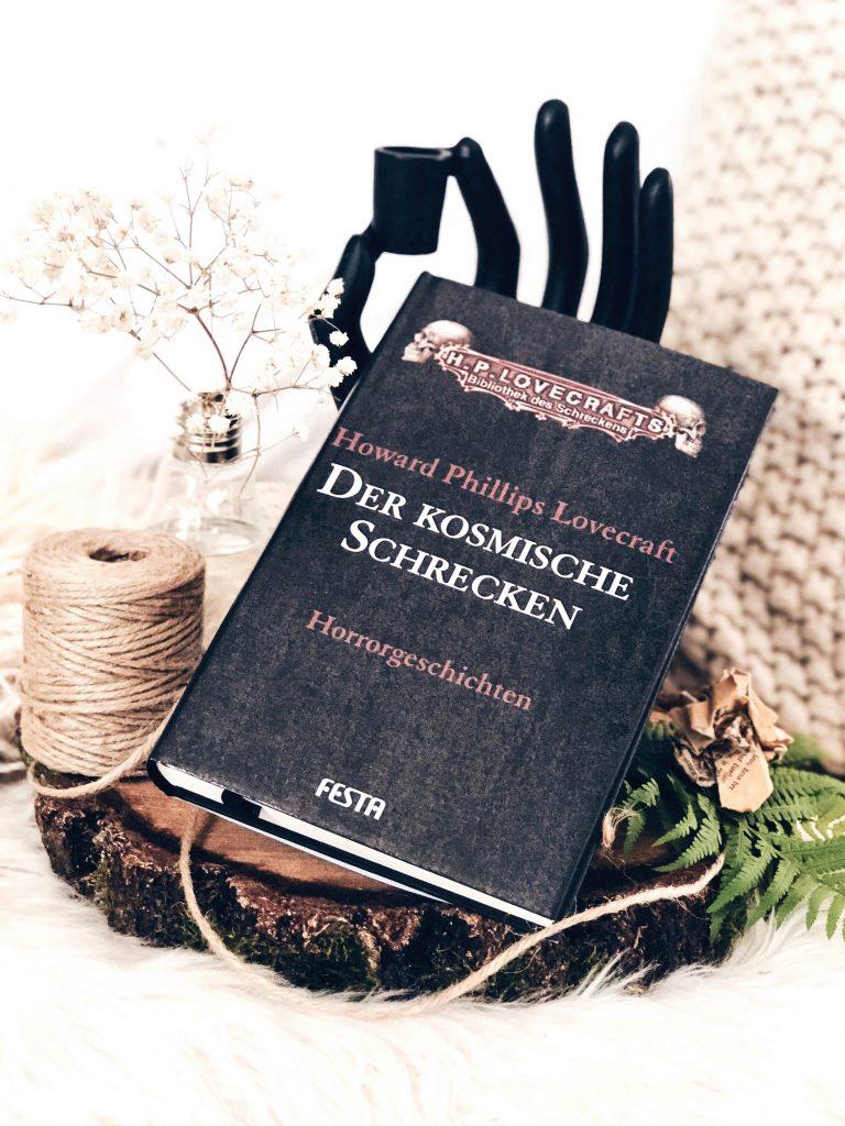 Rezension H. P. Lovecraft – Der kosmische Schrecken: Gesammelte Werke Band 1