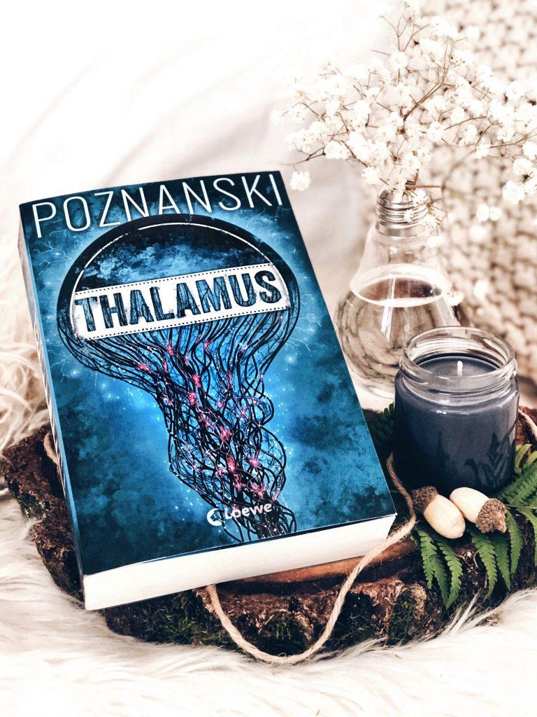 Rezension Ursula Poznanski – Thalamus