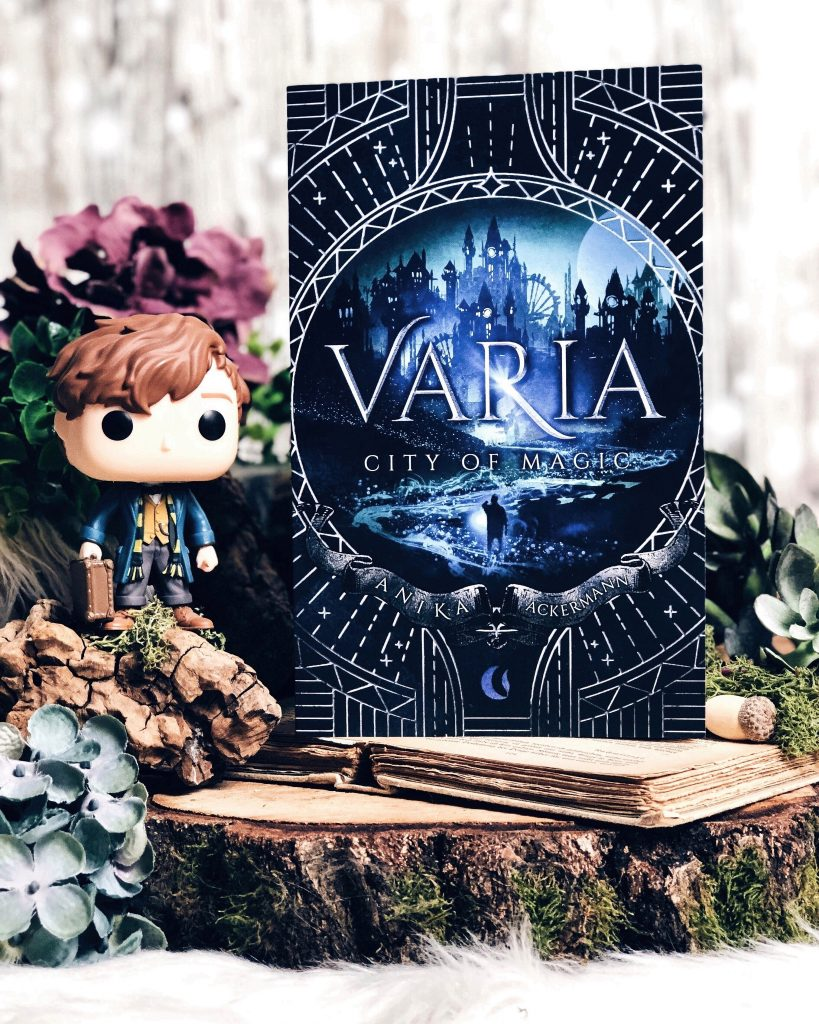 Rezension Anika Ackermann – Varia: City of Magic