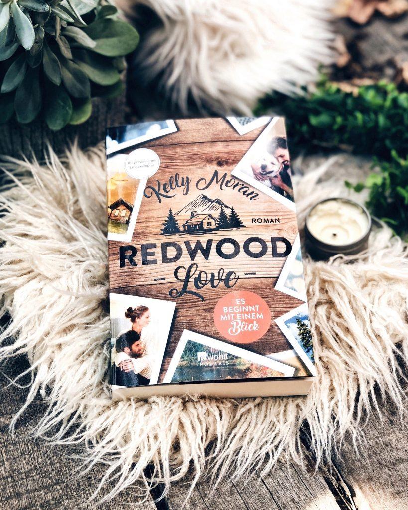 Rezension Kelly Moran – Redwood Love: Es beginnt mit einem Blick