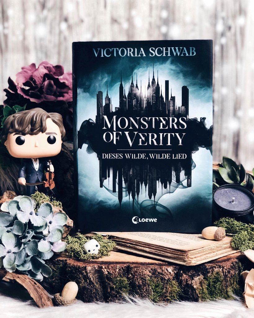 Rezension Victoria Schwab – Monsters of Verity: Dieses wilde, wilde Lied