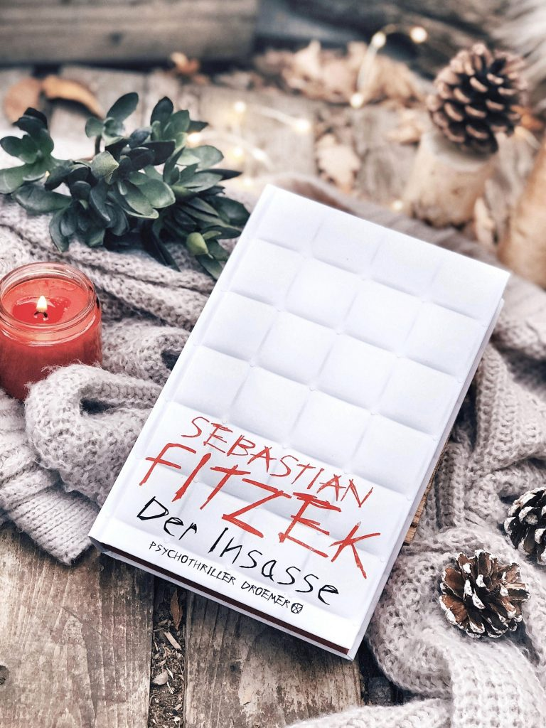 Rezension  Sebastian Fitzek – Der Insasse