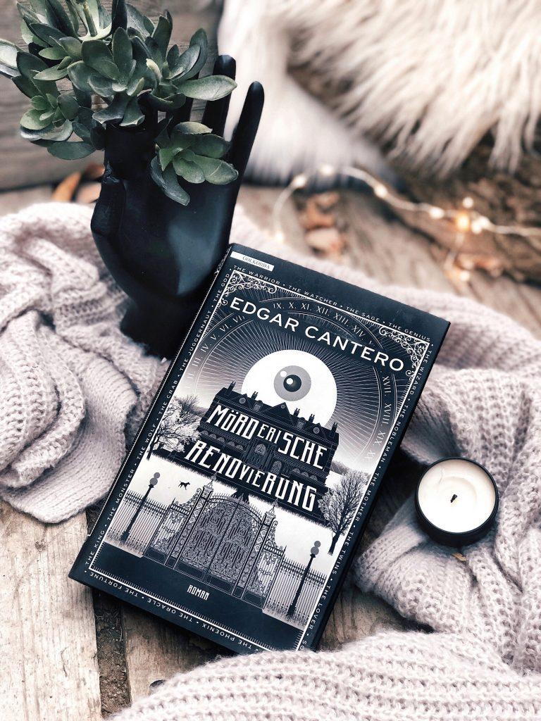 Rezension  Edgar Cantero – Mörderische Renovierung