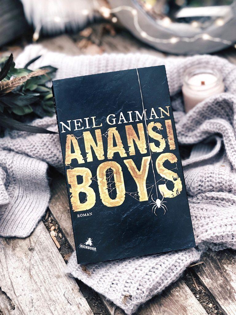 Rezension Neil Gaiman – Anansi Boys