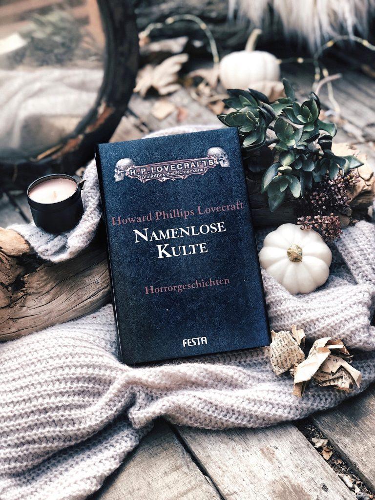 Rezension  H.P. Lovecraft – Namenlose Kulte (Gesammelte Werke Band 2)