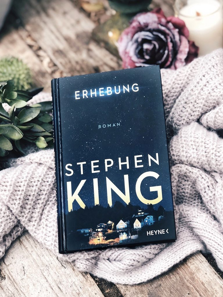 Rezension  Stephen King – Erhebung