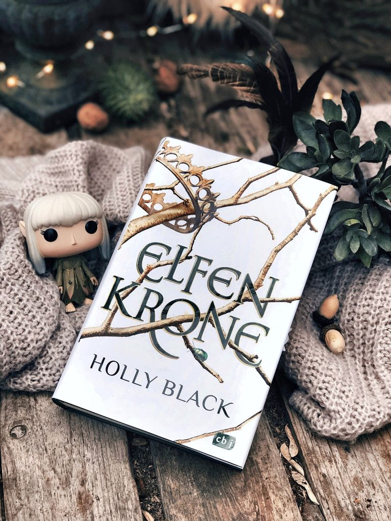 Rezension Holly Black – Elfenkrone