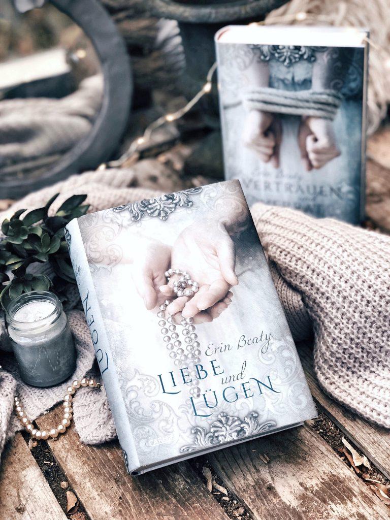 Rezension  Erin Beaty – Liebe und Lügen: Kampf um Demora 2