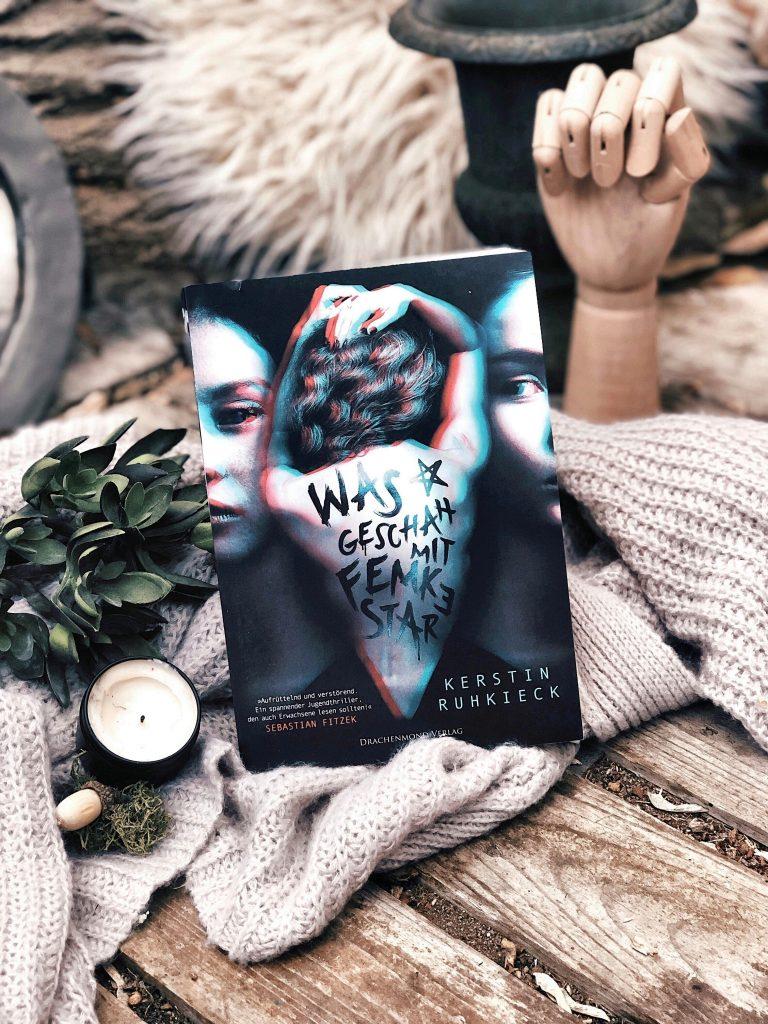 Rezension Kerstin Ruhkieck – Was geschah mit Femke Star