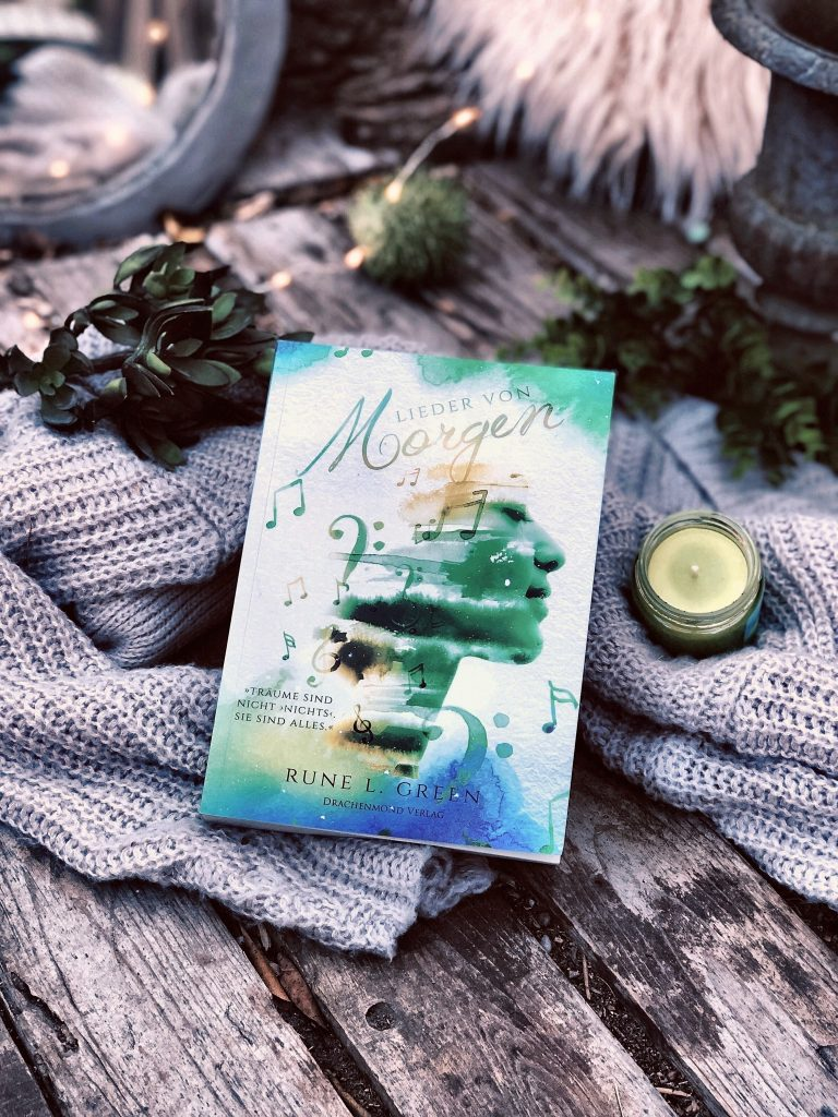 Rezension  Rune L. Green – Lieder von morgen