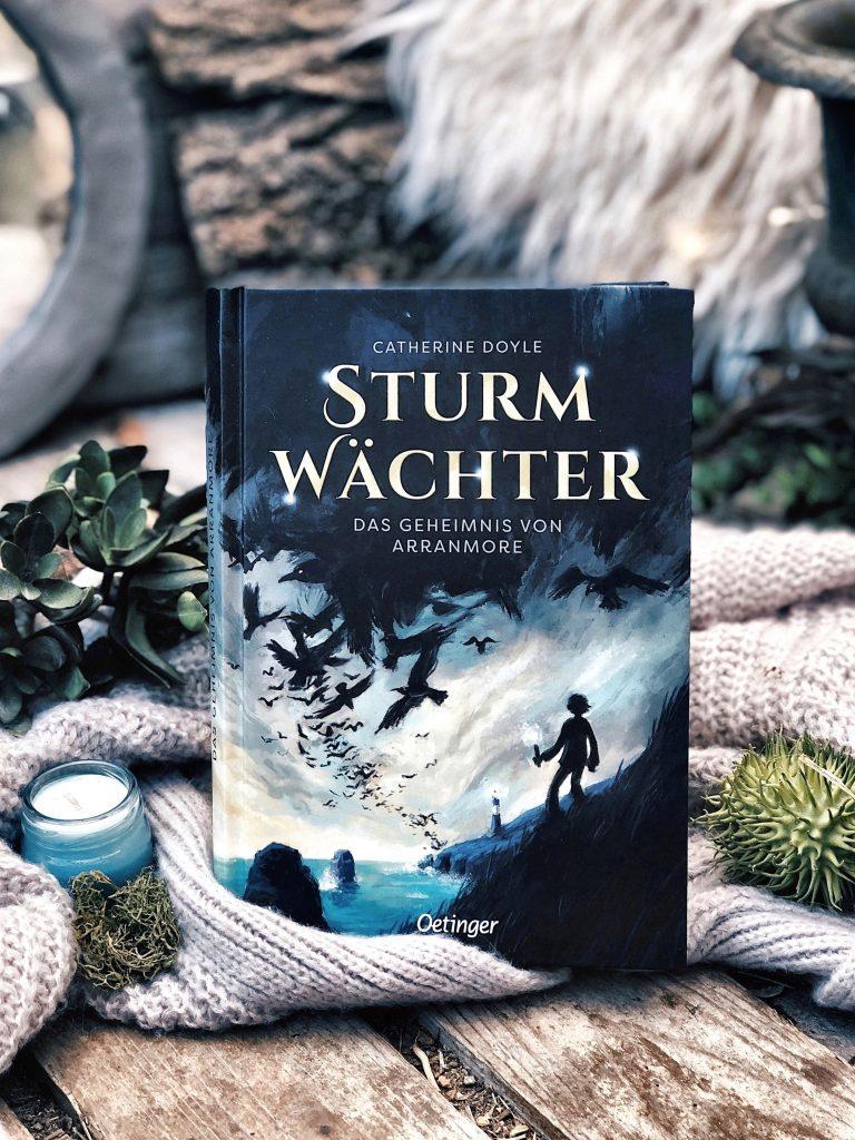 Rezension  Catherine Doyle – Sturmwächter: Das Geheimnis von Arranmore