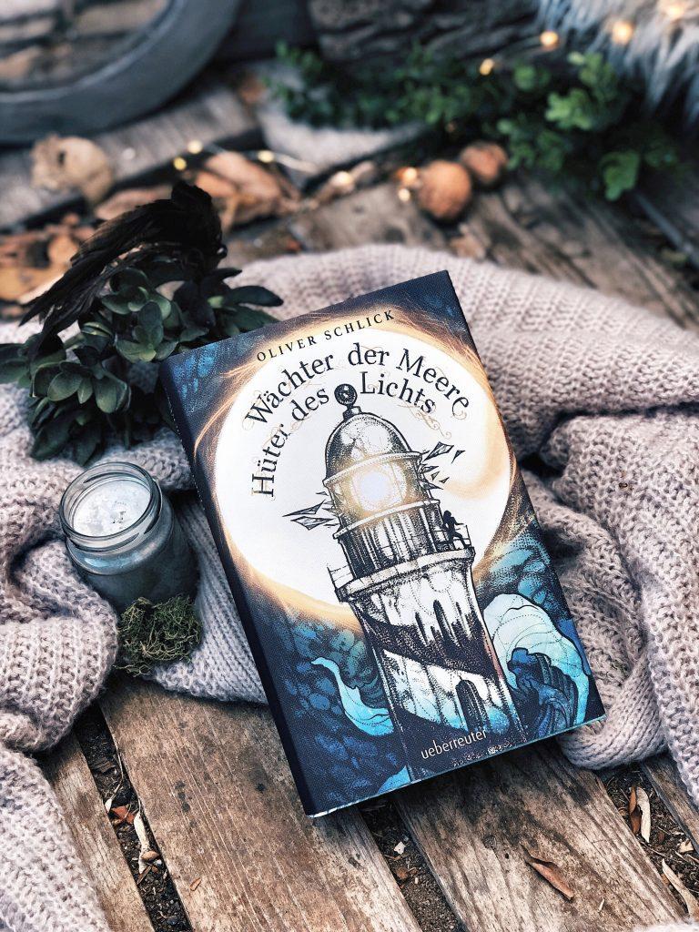Rezension Oliver Schlick – Wächter der Meere, Hüter des Lichts