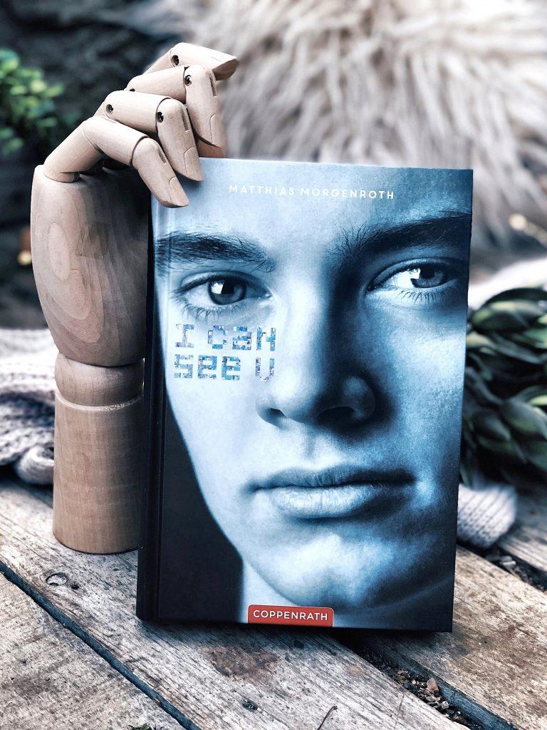 Rezension  Matthias Morgenroth – I can see U