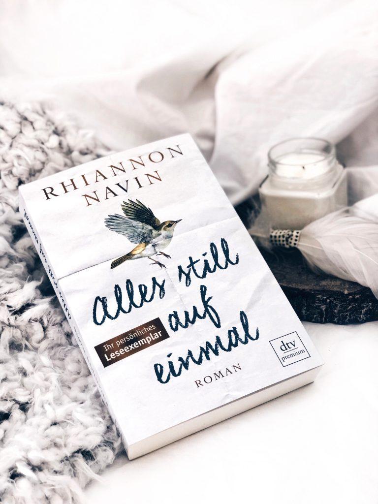Rezension Rhiannon Navin – Alles still auf einmal