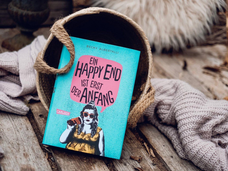 Rezension  Becky Albertalli – Ein Happy End ist erst der Anfang