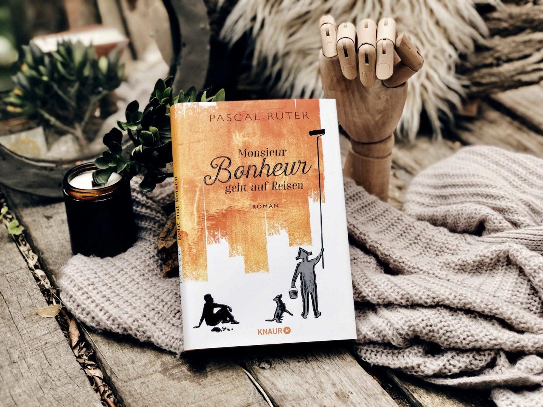 Rezension Pascal Ruter – Monsieur Bonheur geht auf Reisen