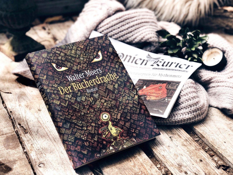 Rezension Walter Moers – Der Bücherdrache