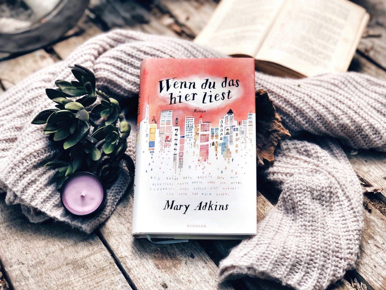 Rezension  Mary Adkins – Wenn du das hier liest