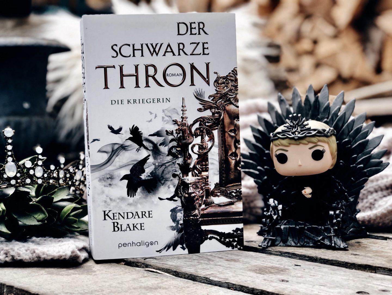 Rezension Kendare Blake – Der schwarze Thron 3: Die Kriegerin