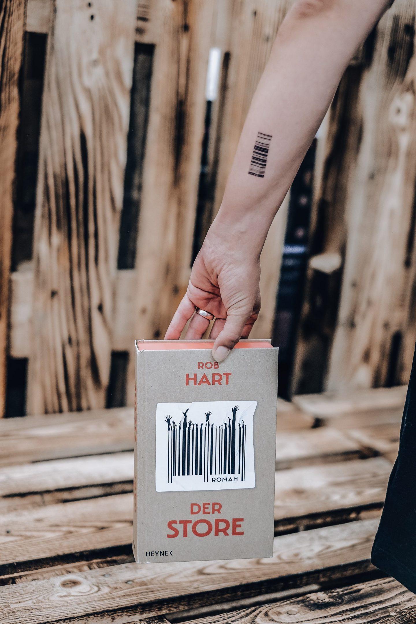 Rezension Rob Hart – Der Store