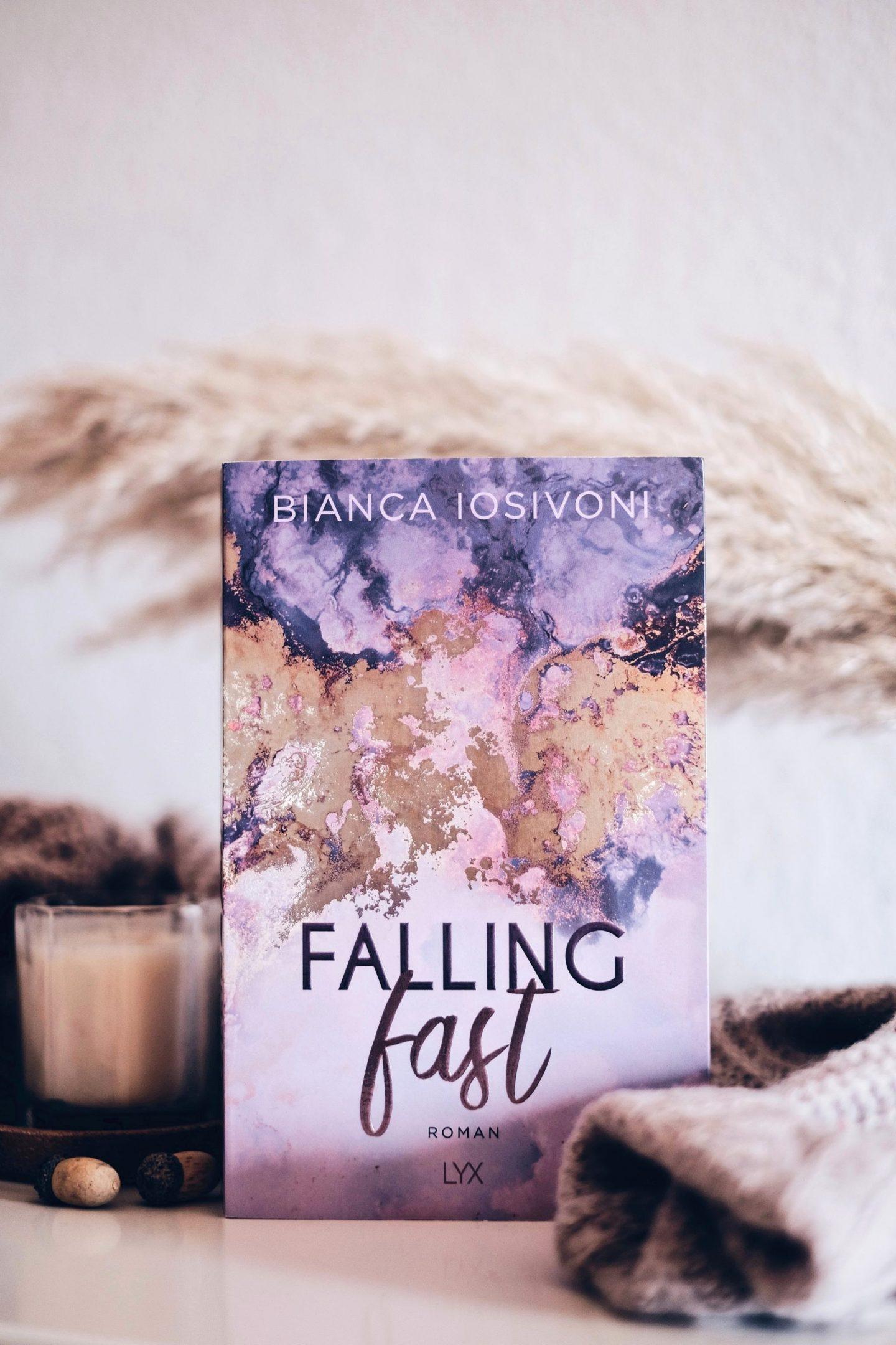 Kurzrezension Bianca Iosivoni – Falling Fast
