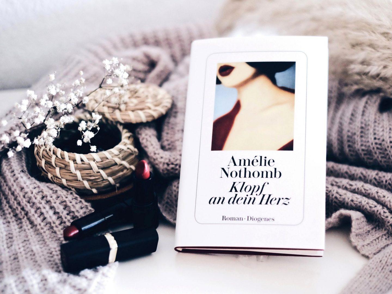 Rezension Amélie Nothomb – Klopf an dein Herz