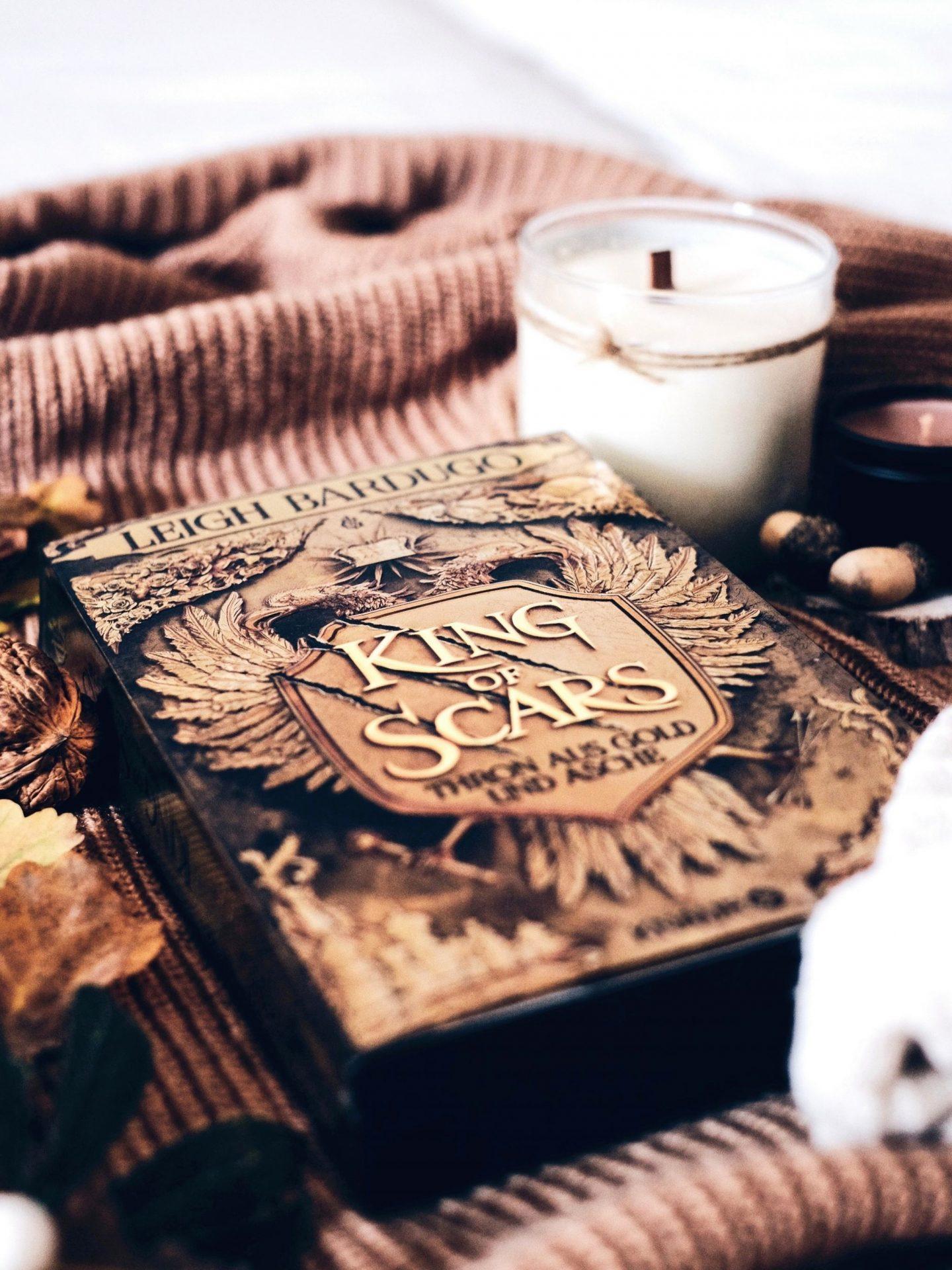 Rezension Leigh Bardugo – King of Scars: Thron aus Gold und Asche