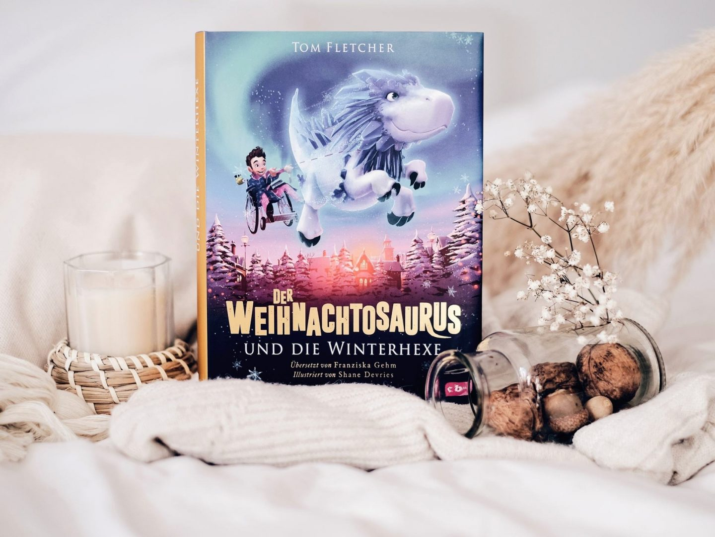 Rezension Tom Fletcher – Der Weihnachtosaurus und die Winterhexe