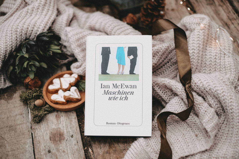 Rezension Ian McEwan – Maschinen wie ich