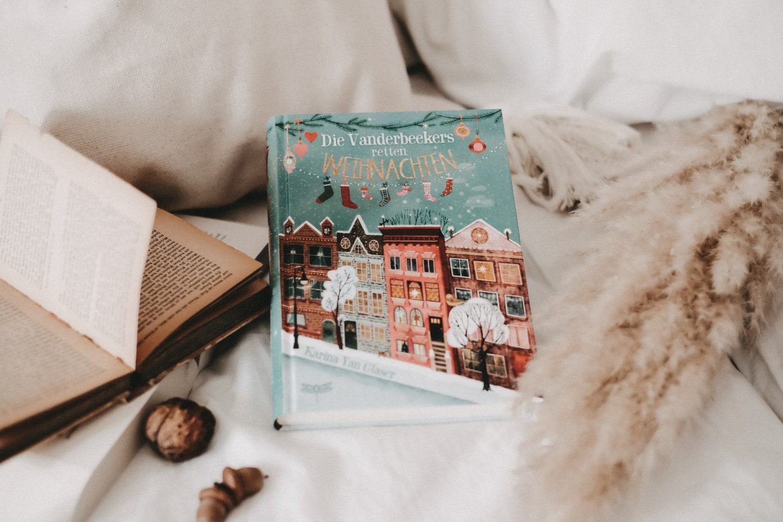 Rezension Karina Yan Glaser – Die Vanderbeekersretten Weihnachten
